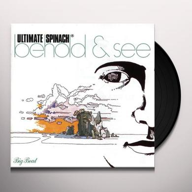 Ultimate Spinach BEHOLD & SEE Vinyl Record