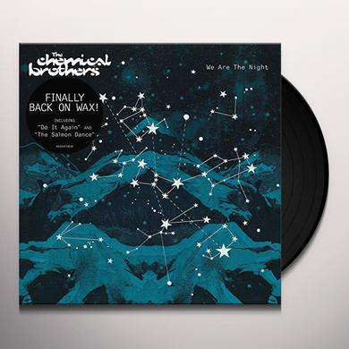 Chemical Brothers WE ARE THE NIGHT Vinyl Record