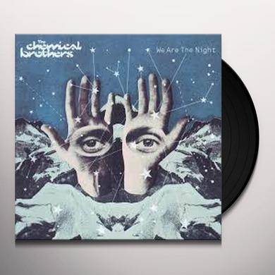 The Chemical Brothers WE ARE THE NIGHT Vinyl Record