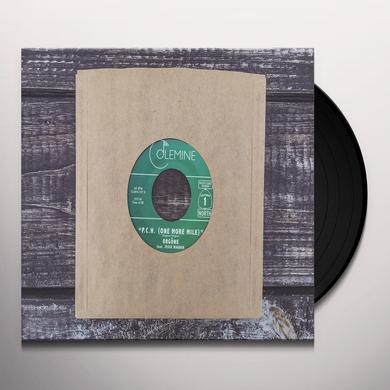 Orgone BULLETPROOF / P.C.H. Vinyl Record