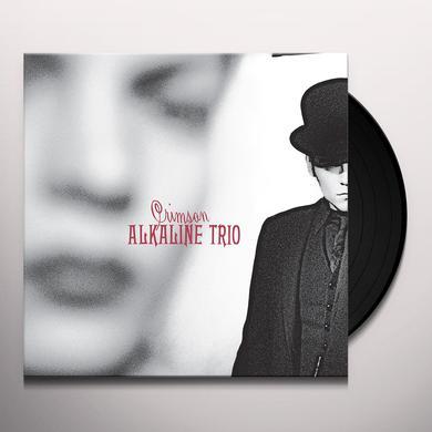 Alkaline Trio CRIMSON Vinyl Record