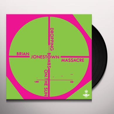 Brian Jonestown Massacre DROPPING BOMBS ON THE SUN (UFO PAYCHECK) Vinyl Record