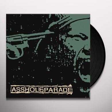 Asshole Parade EMBERS Vinyl Record