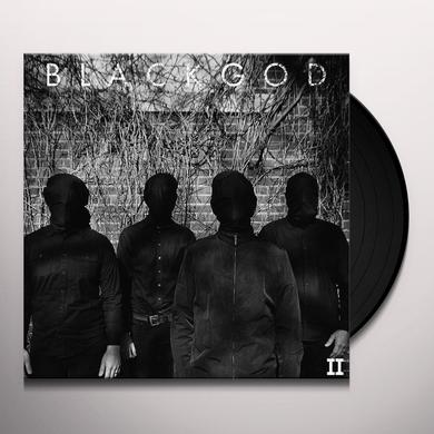 Black God II Vinyl Record