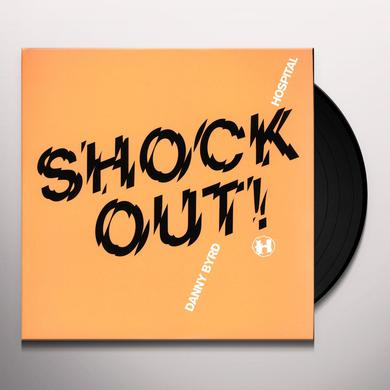Danny Byrd SHOCK OUT Vinyl Record
