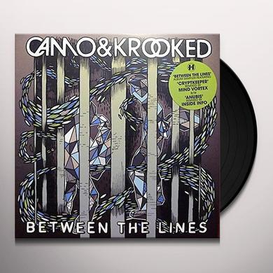 Camo & Krooked BETWEEN THE LINES Vinyl Record