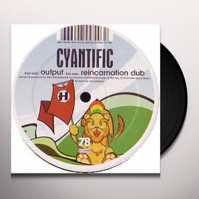 Cyantific OUTPUT Vinyl Record
