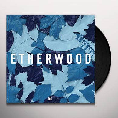 Etherwood BLUE LEAVES Vinyl Record