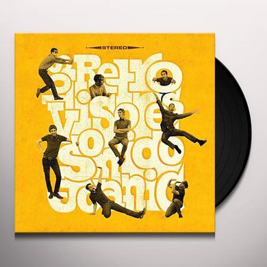 Los Retrovisores SONIDO JOANIC Vinyl Record