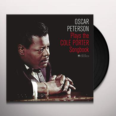 Oscar Peterson PLAYS COLE PORTER SONGBOOK (COVER PHOTO BY JEAN) Vinyl Record