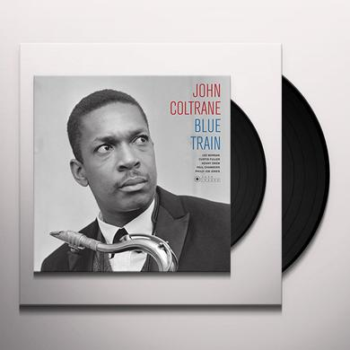 John Coltrane BLUE TRAIN (PHOTO COVER BY JEAN-PIERRE) Vinyl Record