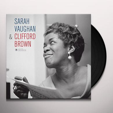 SARAH VAUGHAN & CLIFFORD BROWN + 1 BONUS TRACK Vinyl Record