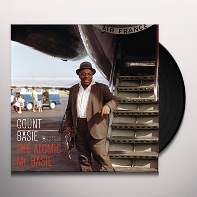 Count Basie ATOMIC MR BASIE (PHOTO COVER JEAN-PIERRE LELOIR) Vinyl Record