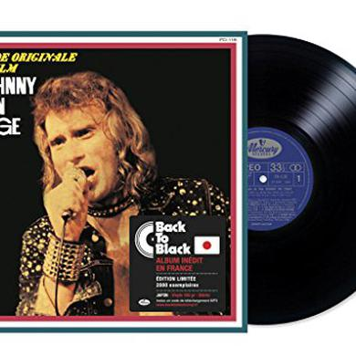 Johnny Hallyday JOHNNY ON STAGE Vinyl Record
