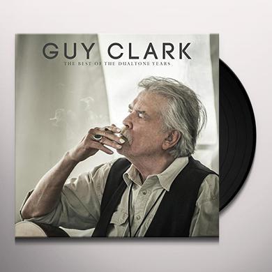 Guy Clark BEST OF THE DUALTONE YEARS Vinyl Record - UK Release