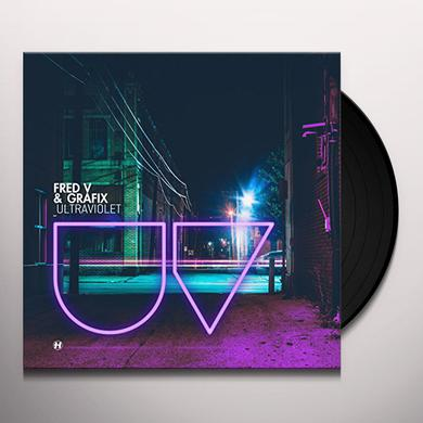 Fred V & Grafix ULTRAVIOLET Vinyl Record