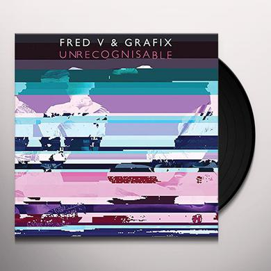 Fred V & Grafix UNRECOGNISABLE SAMPLER Vinyl Record