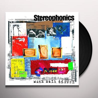 Stereophonics WORD GETS AROUND Vinyl Record