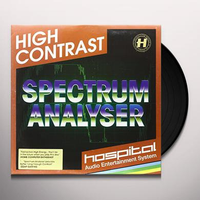 High Contrast SPECTRUM ANALYSER Vinyl Record