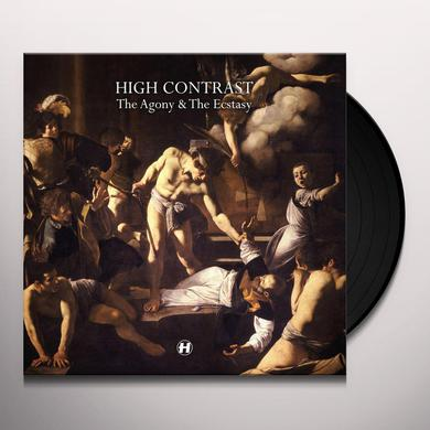 High Contrast AGONY & THE ECSTASY Vinyl Record