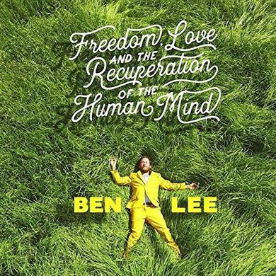 Ben Lee FREEDOM LOVE & THE RECUPERATION OF THE HUMAN MIND Vinyl Record