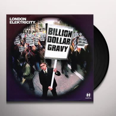 London Elektricity BILLION DOLLAR GRAVY Vinyl Record