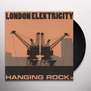 London Elektricity HANGING ROCK Vinyl Record