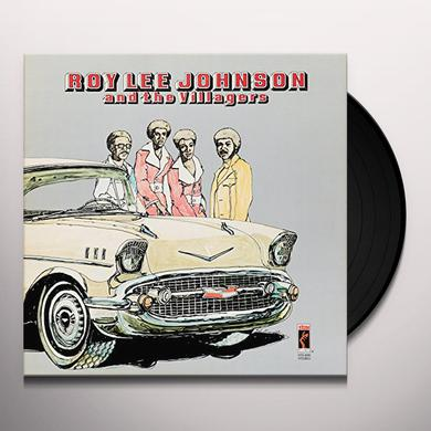 ROY LEE JOHNSON & THE VILLAGERS Vinyl Record