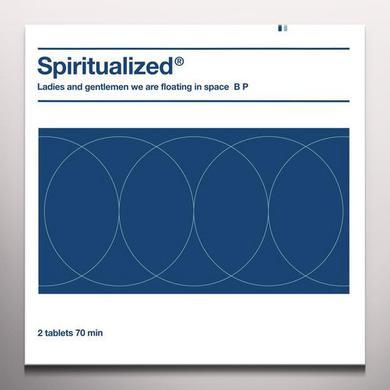 Spiritualized LADIES & GENTLEMEN WE ARE FLOATING IN SPACE Vinyl Record - Colored Vinyl