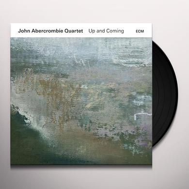 John Abercrombie UP & COMING Vinyl Record