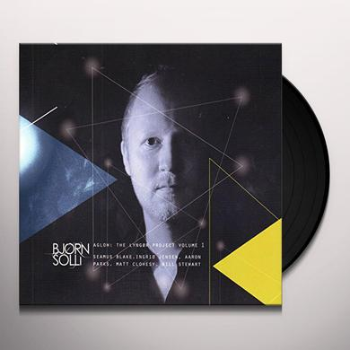 Bjorn Solli AGLOW: LYNGOR PROJECT 1 Vinyl Record
