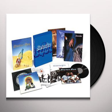 Status Quo VINYL COLLECTION 1981-1996 Vinyl Record
