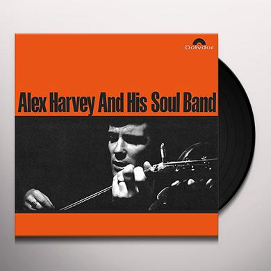 ALEX HARVEY & HIS SOUL BAND Vinyl Record