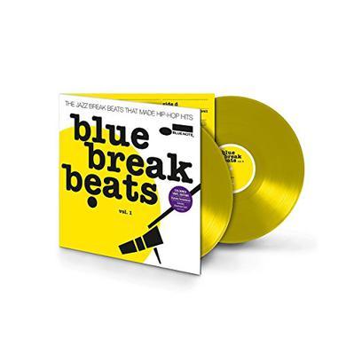 BLUE BREAK BEATS 3 / VARIOUS Vinyl Record