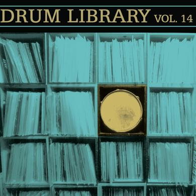 Paul Nice DRUM LIBRARY 14 Vinyl Record