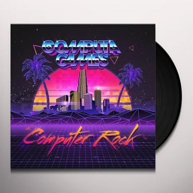 COMPUTA GAMES COMPUTER ROCK Vinyl Record