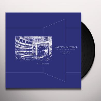 Martial Canterel NAVIGATIONS 2 Vinyl Record