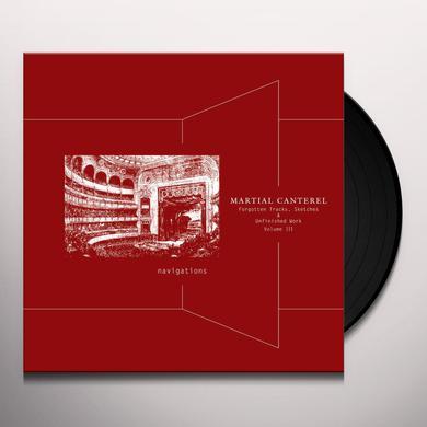 Martial Canterel NAVIGATIONS 3 Vinyl Record