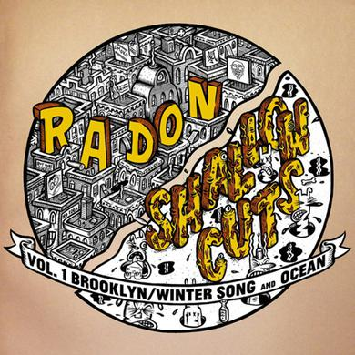 RADON / SHALLOW CUTS Vinyl Record