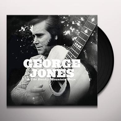 GEORGE JONES & THE SMOKY MOUNTAIN BOY Vinyl Record