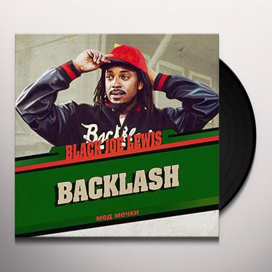 Black Joe Lewis & Honeybears BACKLASH Vinyl Record