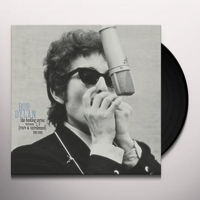 BOB DYLAN: THE BOOTLEG SERIES VOLS 1-3 Vinyl Record