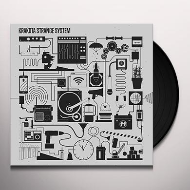 Krakota STRANGE SYSTEM Vinyl Record