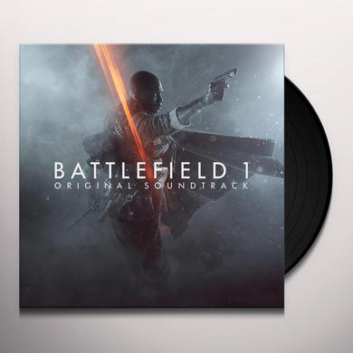 BATTLEFIELD 1 / GAME O.S.T. Vinyl Record