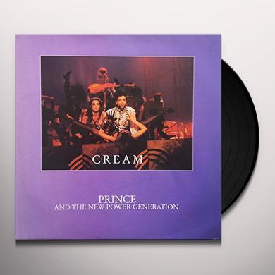 Prince CREAM Vinyl Record