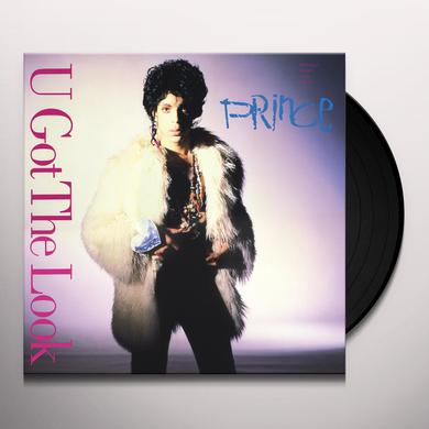 Prince U GOT THE LOOK Vinyl Record