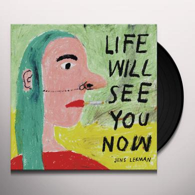 Jens Lekman LIFE WILL SEE YOU NOW Vinyl Record