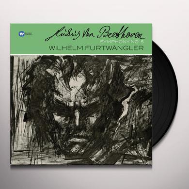 Beethoven / Wiener Philharmoniker / Wilhelm Furtwa SYMPHONY NO 5 Vinyl Record