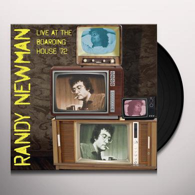 Randy Newman LIVE AT THE BOARDING HOUSE '72 Vinyl Record