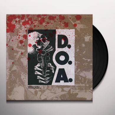 Doa MURDER Vinyl Record